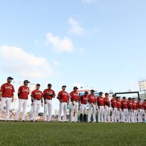 【野球】日本代表オーダー考えてみた