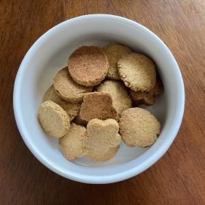 私にも作れたサクサククッキー