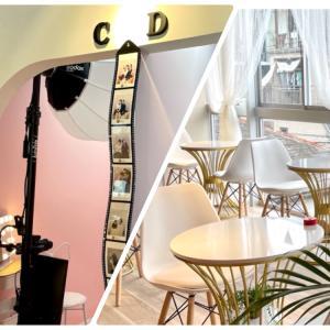 【新大久保・Studio cafe MARU】セルフ写真館&韓国カフェが楽しすぎ!