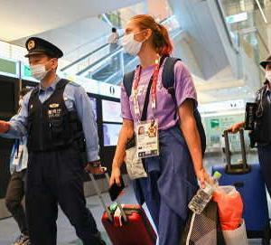 ベラルーシ美女「オーストリアかドイツに亡命したい」 IOC「だってよ、日本」 日本「ファ!?」