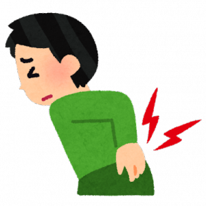 派遣社員になる前のおやじ【続】腰の病気が再発?!