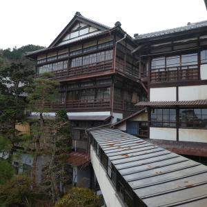 [青木村] 憧れの木造宿、ますや旅館で卓球を!後編 田沢温泉 / ますや旅館