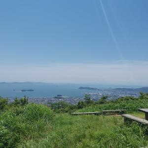 五井山 トレイルラン