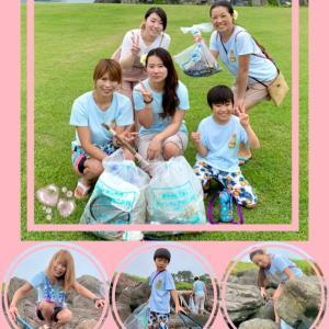 Aloha ʻāina クリーンアップ大作戦 ♡ 種差海岸天然芝生地 ゴミの層を発見vol.13