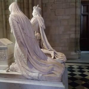 フランス王家の眠るサンドニ大聖堂