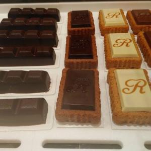 パリホテルリッツのお菓子たち