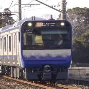 E235系の製造一旦休止 E131系の製造に着手!