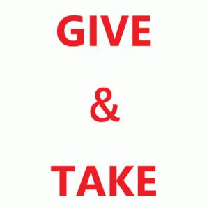 社会的性格から見る「GIVE&TAKE」 2021.8.21