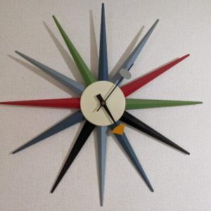 長い時間を一緒に過ごした壁掛け時計のムーブメントを交換する