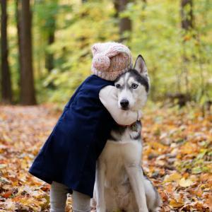 愛犬とスキンシップとってますか?