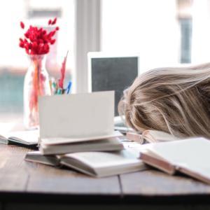 中学受験生の睡眠時間