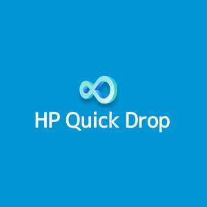 【HPのPC必須】HP Quick Dropがすごい!