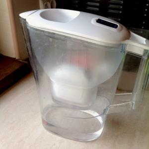 Britaの浄水器フィルターの再利用方法です