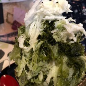かき氷もさすがです 千葉市中央区 くつろぎ処cafeまとい亭