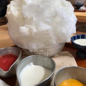 鮮度抜群フレッシュなかき氷 花見川区南花園 八ヶ岳氷菓店