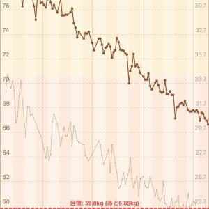 32歳のシンパパが挑戦したダイエットを振り返る(4ヵ月目)
