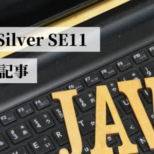 Java Silver SE11 まとめ記事