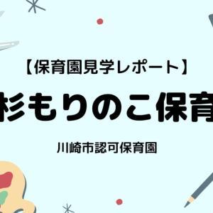 【保活】小杉もりのこ保育園見学レポート(川崎市中原区)