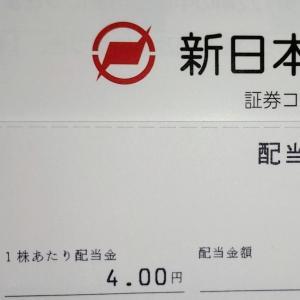 【高配当投資】新日本電工の配当金【1,200円】