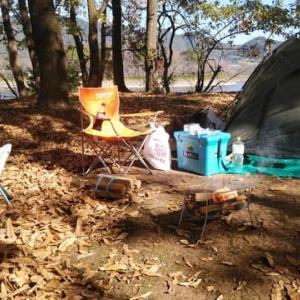 最近は釣りよりキャンプの比率が増えました