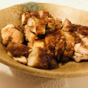 7/20晩御飯✩.*˚鶏の照り焼き&チーズオムレツ