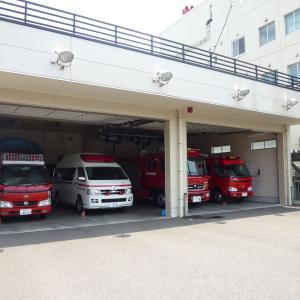 【新潟】糸魚川市消防本部消防署能生分署 2014.7.22