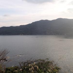 サバを狙って再び二名津へ釣行