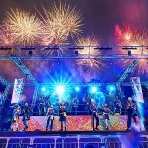 西武園ゆうえんち | 大迫力の花火ショー「大火祭り」特別プログラムと合わせて一夜限りの大復活