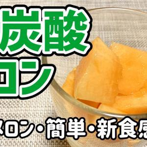【新食感】炭酸メロンを作るわよ!しゅわしゅわさわやか~!