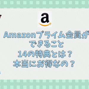 2020年最新 Amazonプライム会員ができること・特典まとめ【本当にお得?】
