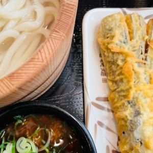 丸亀製麺釜揚げうどん半額の日