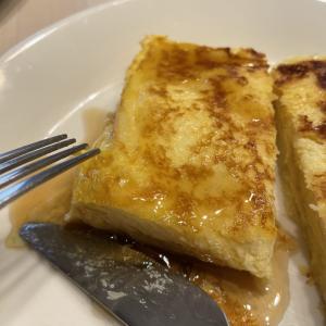 ホテルレシピのフレンチトーストを作ってみた②