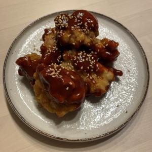 【KALDI】唐揚げ粉で韓国チキンのザクザク感は出せるのか