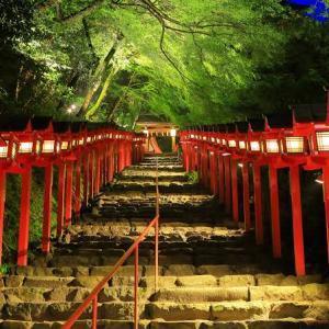 京都のパワースポット「貴船神社」へ