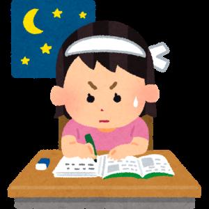このブログの収●と受験勉強について①(雑記)