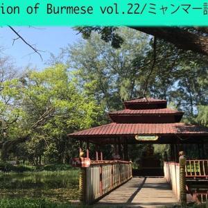 Daily coversation of Burmese vol.22/ミャンマー語の日常会話表現