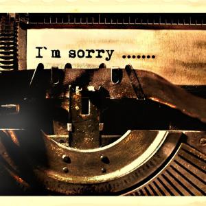 ネパール語で一言「申し訳ありません」