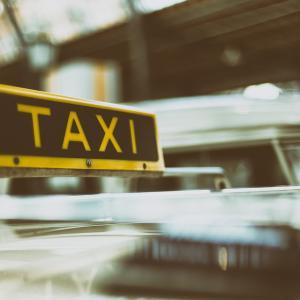 ネパールのタクシー