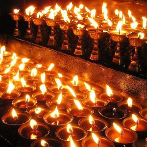 ネパールのダサイン祭