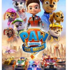 Paw Patrol  movieに胸熱