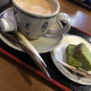 八阪神社の中にある二軒茶屋さん