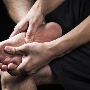 運動を全くしない人も足底筋膜炎になることがある