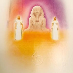 エジプトのイニシエイションとエジプト王族の記憶