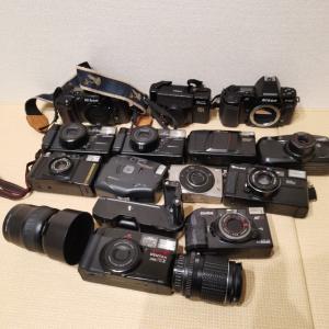 【2021年実践!】カメラのキタムラジャンクコーナーでいくら稼げるか!随時結果報告