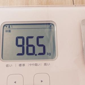 今日の体重★記録