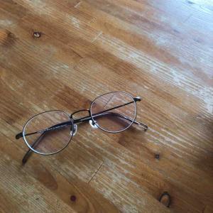 ついに老眼鏡に手を出してしまった