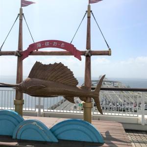 人気観光スポット!東京湾アクアライン「海ほたる」は子供も喜ぶパーキングエリア