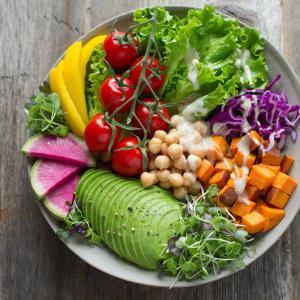 【スポーツ選手必見!!】バランスの取れた食事とは?『京野菜の栄養分』について