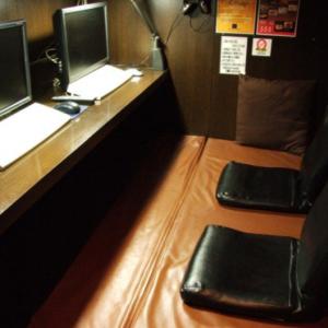韓国のインターネットカフェ