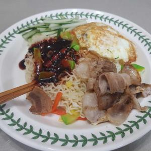 韓国人の夕食